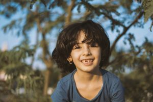 Adorable Beautiful Kid